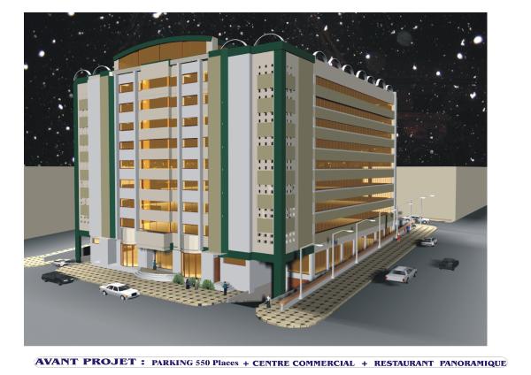 Cabinet d etude d architecture r alisation taleb larbi - Cabinet d etude marketing ...